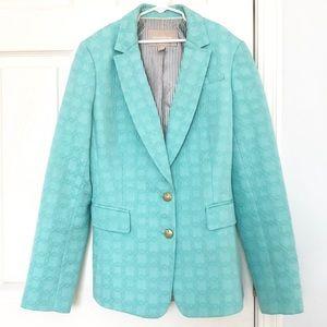 Tiffany blue professional dinner blazer